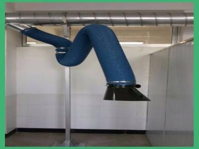 切割機焊煙(yan)淨化器對煙(yan)塵可以達(da)到(dao)90%以上收集效(xiao)率質量(liang)改善(shan)明(ming)顯
